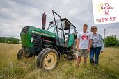 Milliónyi álom Traktor vásárlás és -átadás